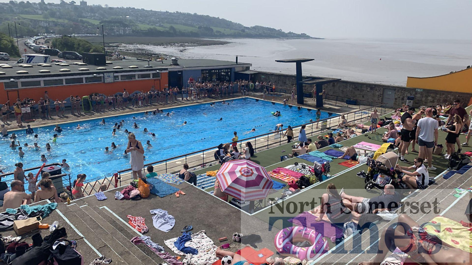 DJs and music for Portishead Lido anniversary | North ...