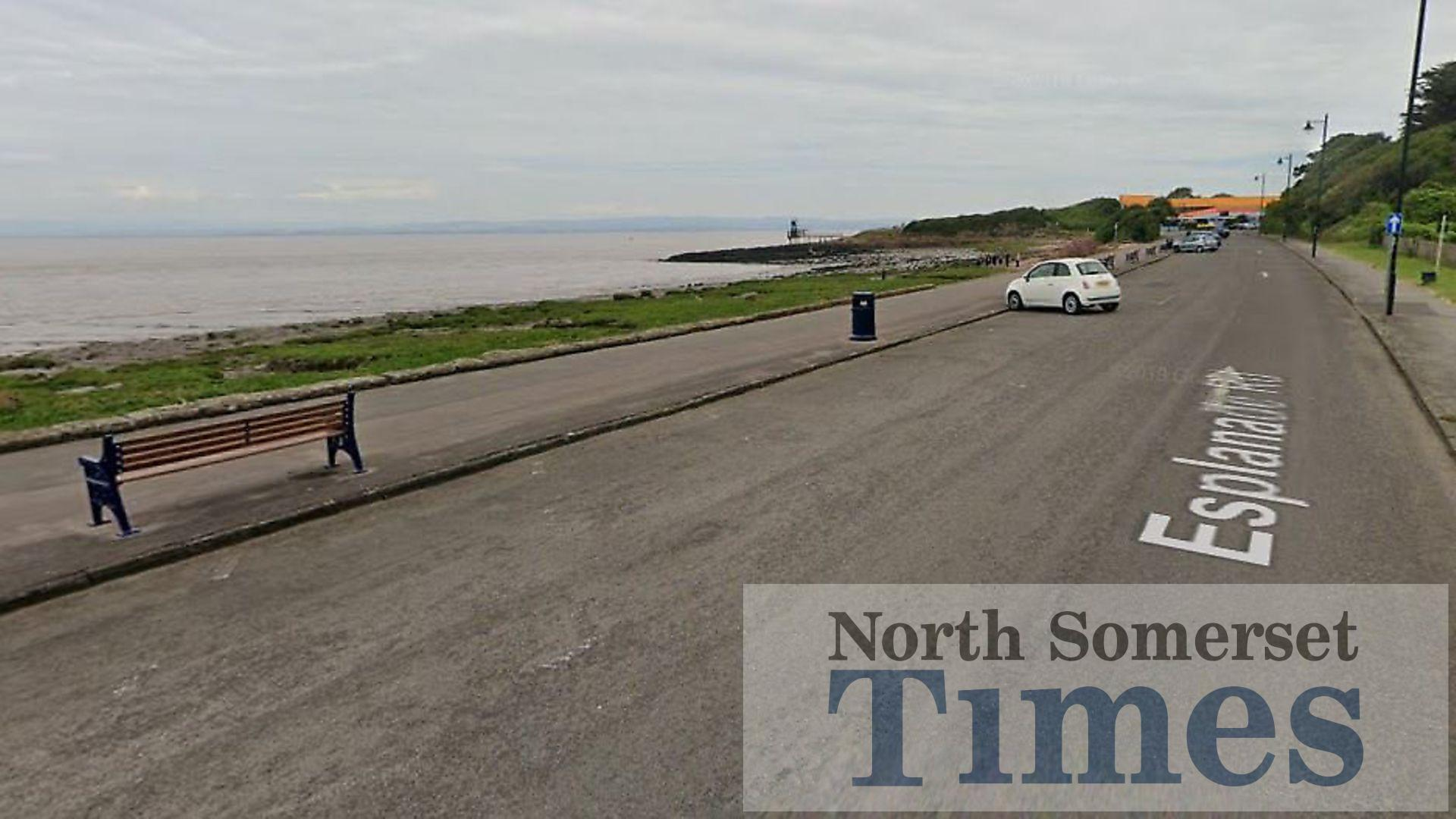 Portishead Esplanade Road to remain closed to support ...